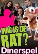 Wie is de Rat Dinerspel in Alkmaar