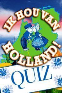 Ik Hou van Holland Quiz in Alkmaar