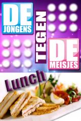 De Jongens tegen de Meisjes Lunch in Alkmaar