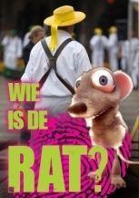 Wie is de Rat in Alkmaar