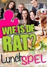 Wie is de Rat Lunch in Alkmaar